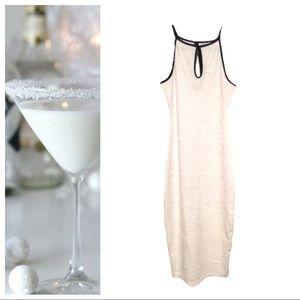White Cocktail Dress 🖤🤍🖤